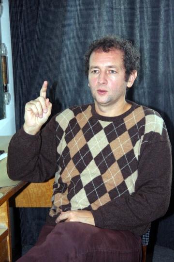 """Dan Puric: """"Constiinta martirica este profund salvatoare"""""""