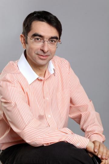 Mihai Gainusa, din nou tata