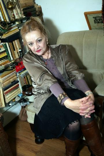 Olga Delia Mateescu ar fi vrut sa faca o calatorie in cosmos