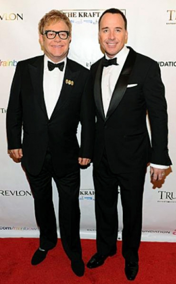 Elton John si David Furnish: impresii dupa primele saptamani cu micul Zachary