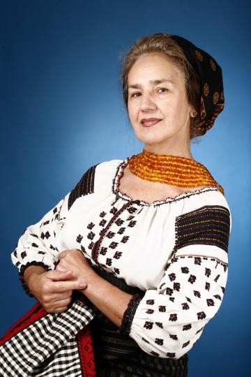 Sofia Vicoveanca, pelerinaj de una singura in Cappadocia