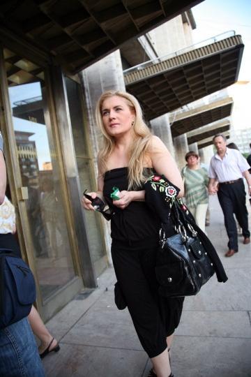 """Liana Stanciu: """"Sunt oameni care nu mai au nicio legatura cu a se autocenzura"""""""