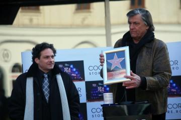 """George Ivascu: """"Sunt mandru ca sunt contemporan cu Florin Piersic"""""""