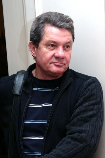 Emil Hossu, lovit de o masina