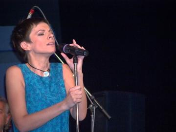 Teodora Enache, invitata speciala la Valentine's Day Charity Ball