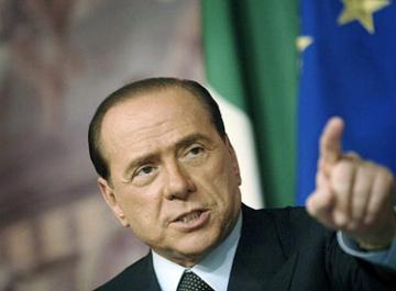 Femeile din Italia, furioase pe Berlusconi