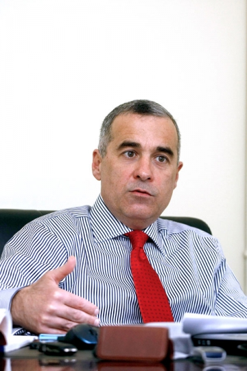 Calin Georgescu, variante pentru economia Romaniei
