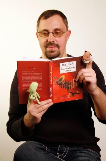 Dan Lungu, despre comunism, copilarie si noul roman