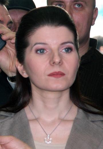 "Monica Iacob-Ridzi: ""Niciodata nu as lua maduva de la fiul meu"""