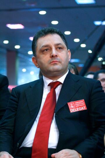 Dinescu a gatit pentru Vanghelie