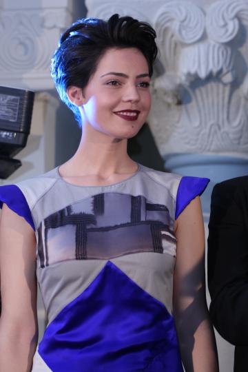 Maria Dinulescu: Nu mi s-a spus niciodata ca nu am talent