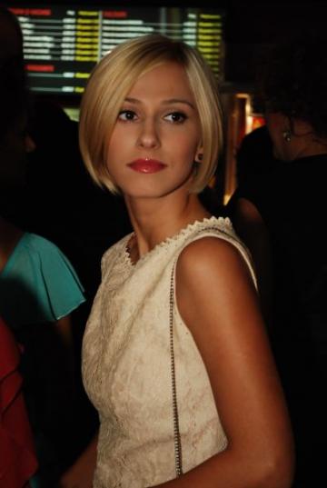 Dana Rogoz, pasionata de step