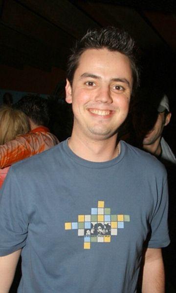 Dan Fintescu, pasionat de filmele englezesti