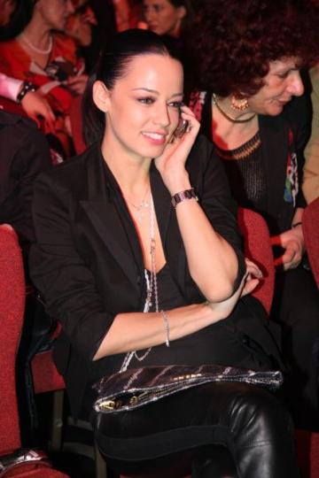 Andreea Raicu, un elev model