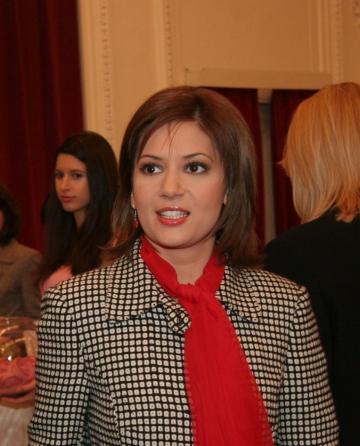 Amalia Enache: Legatura de dragoste mama-copil este incomparabila
