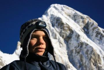 Crina Coco Popescu, vedeta alpinismului romanesc