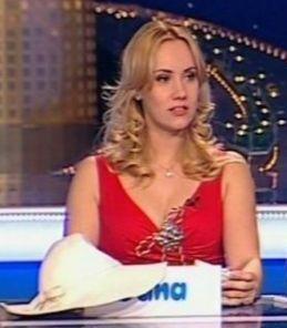 """Bebelusa Oana s-a intors la """"Cronica Carcotasilor"""""""