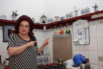 Stela Popescu nu poate trece peste pierderea sotului