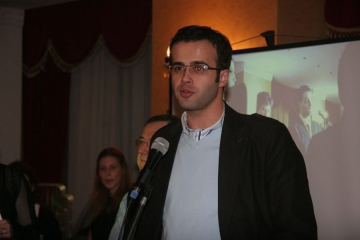 Mihai Gadea, martorul unei nunti surpriza