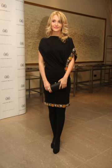 Alina Sorescu, inapoi la TVR