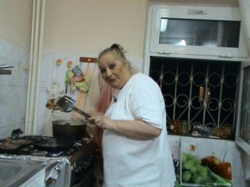 Horia Virlan, impresionat de cina pregatita de Marinela Chelaru