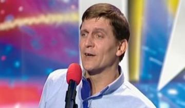 """Frank Sinatra de Romania, revelatia show-ului """"Romanii au talent"""""""