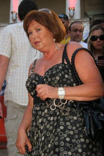 Florina Cercel a fost martora la arestarea tatalui ei