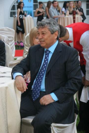 Lucescu, preferat pentru postul de antrenor la Galata