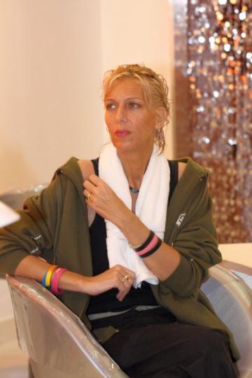 """Brianna Caradja: """"Daca ridic o manastire, pot sa ma fac maicuta"""""""