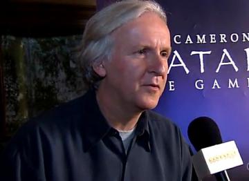 """James Cameron: """"Numai tinerii pot transforma SUA intr-o tara eco"""""""