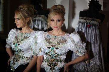 Luana Ibacka, model la 44 de ani