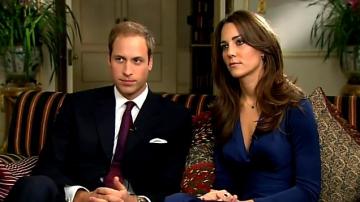 Nunta printului William, transmisa live in Londra