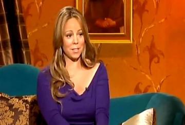 De cand a ramas insarcinata, Mariah Carey respecta mamele