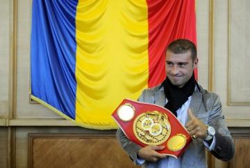 Lucian Bute boxeaza in Romania pe 9 iulie