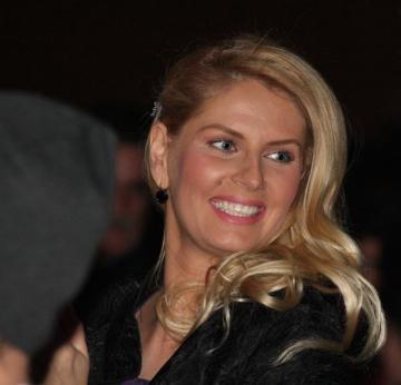 Andreea Banica, prietena la catarama cu Inna