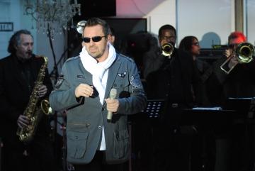 Horia Brenciu, in culisele concertului din 25 martie