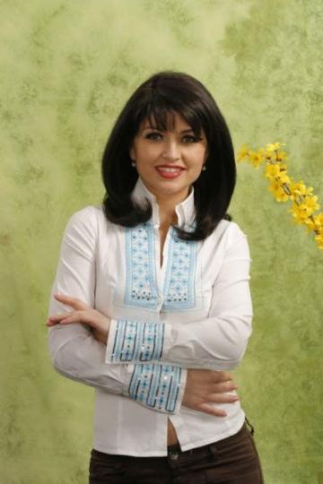 Claudia Ghitulescu: Vreau ca Iepurasul sa imi aduca doar sanatate
