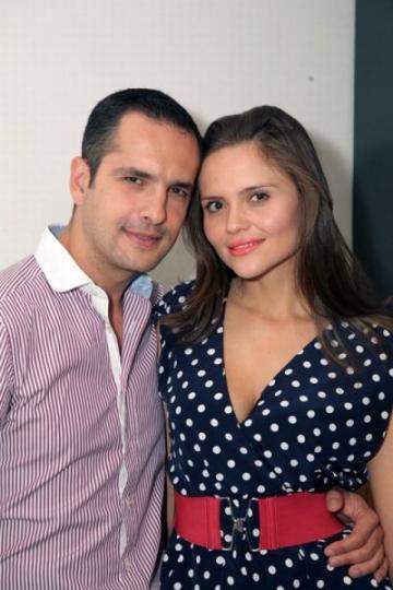 Madalin Ionescu si Cristina Siscanu s-au casatorit