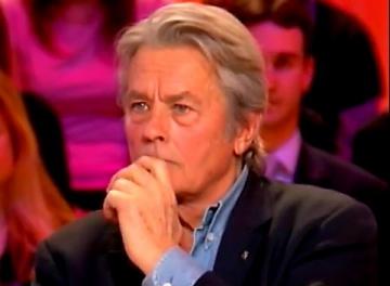 "Alain Delon: ""Nu sunt deloc singur"""