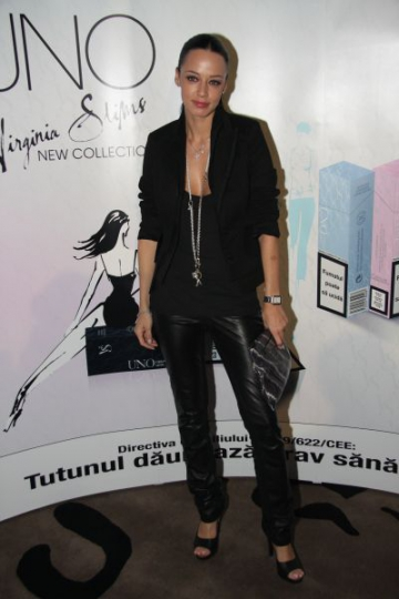 Andreea Raicu a plans la Nunta Regala