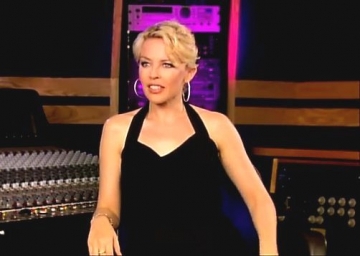 Kylie Minogue pregateste un musical cu propriile hit-uri