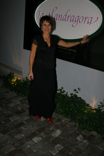 Clara Voda face cursuri de spaniola