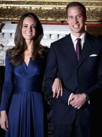 Sotia Printului William vrea sa fie casnica