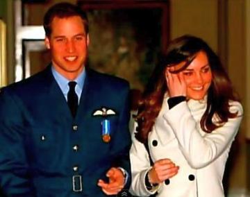 Printul William si Kate pleaca in jurul lumii