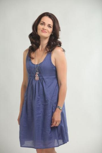 Elvira Deatcu s-a adaptat cu greu ritmului din telenovele