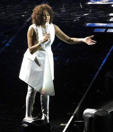 Whitney Houston a ajuns la dezintoxicare