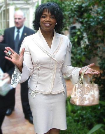 Oprah isi pregateste debutul pe Broadway