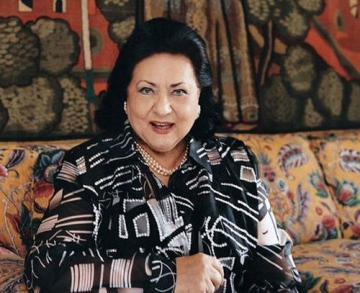 Soprana Virginia Zeani, decorata de Casa Regala