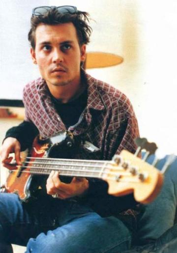 Johnny Depp va compune cantece alaturi de Steven Tyler
