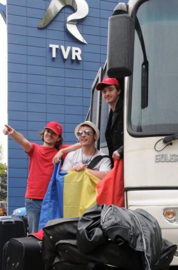 Hotel FM urca pe scena la Eurovision 2011